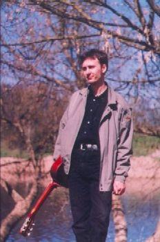 Владимир Кухаришин. Псков, апрель 2002