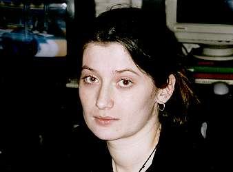 Алена - директор группы РАЗНЫЕ ЛЮДИ
