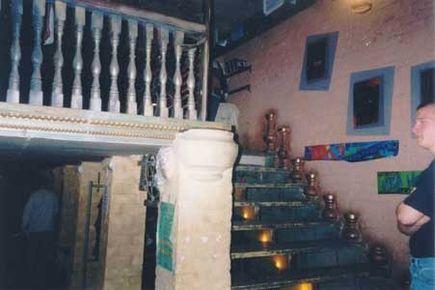 ''T.I.R.''-лестница