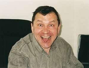 Вот такой он - Олег Грабко