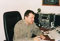 Олег Грабко в работе