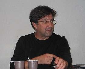 Юрий Шевчук на пресс-конференции