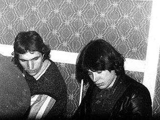 1986. Черноморск. Дима в ресторане