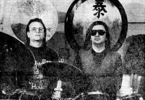 Сергей Корнилов и Анатолий Павленко