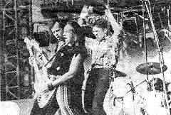 На знімку: група Перон.