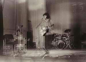 ШИПОВНИК И ЛЕСТОВКА. Первый концерт 28 октября 1993 г.