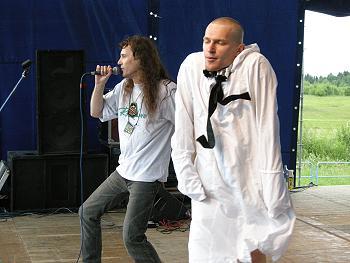 Владимир Батурин и Степан Чебунин