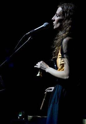 Ольга Арефьева. Концерт в ЦДХ 21.09.2008