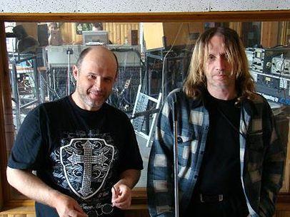 Игорь Пленов и Сергей Богаев