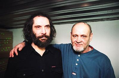 Сергей Попов и Александр Азнауров