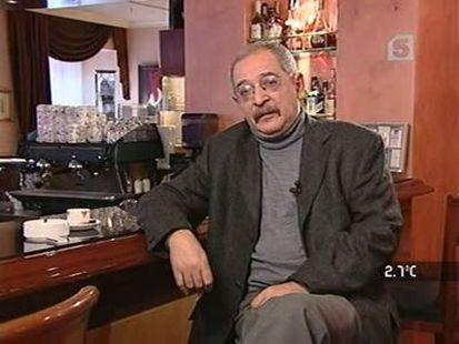 Лев Лурье, ведущий передачи
