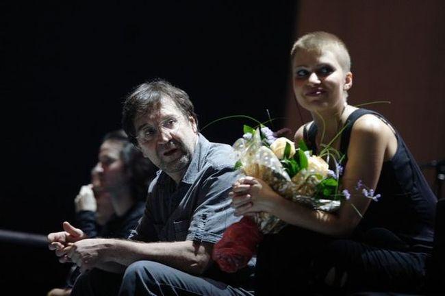 Юрий Шевчук, Алёна Романова и ДДТ. Пресс-конференция