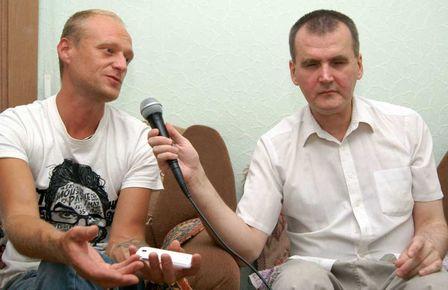 Юрий Стыльский и Геннадий Шостак